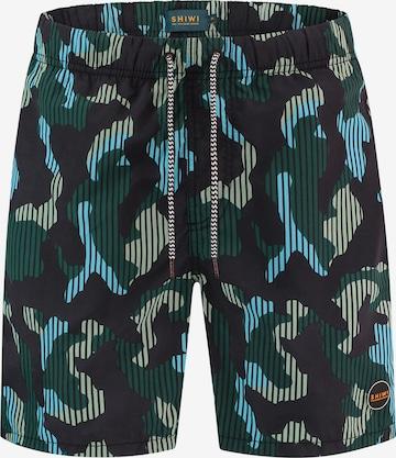 Shiwi Board Shorts in Green