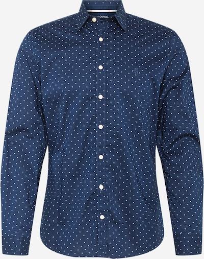 Marc O'Polo Košile - tmavě modrá / bílá, Produkt