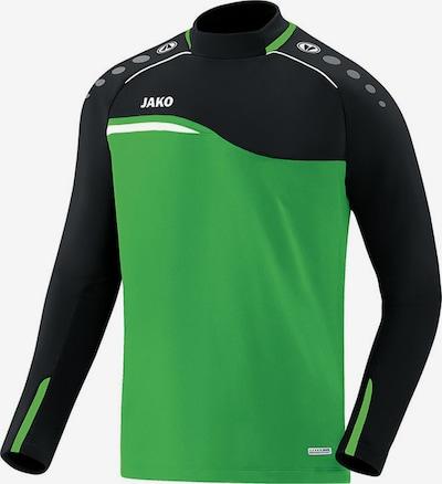 JAKO Sweatshirt in grün: Frontalansicht