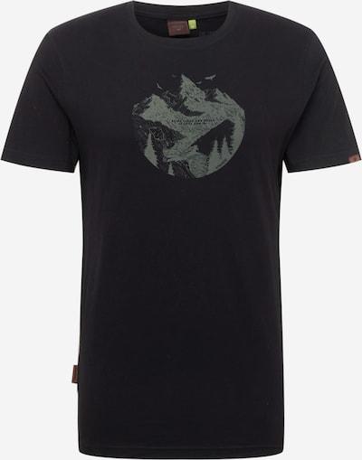 Ragwear Shirt 'TEEBS' in Grey / Black, Item view