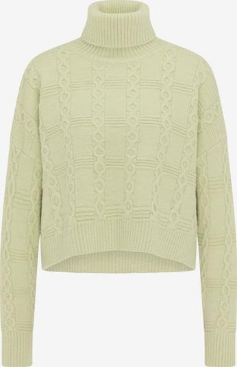 myMo NOW Pullover in grün, Produktansicht