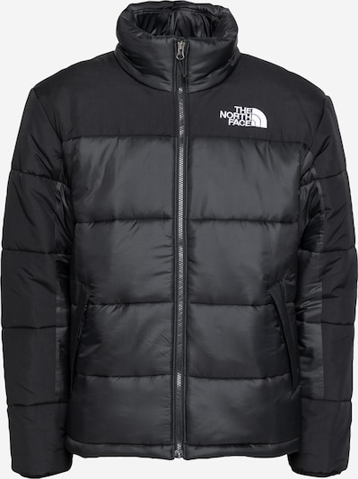 THE NORTH FACE Winterjas ' Himalayan' in de kleur Zwart / Wit, Productweergave