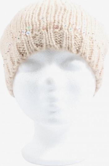 C&A Hat & Cap in XS-XL in Cream, Item view