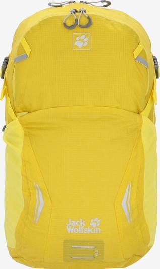 JACK WOLFSKIN Sac à dos de sport 'Moab Jam' en jaune, Vue avec produit