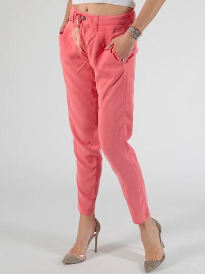 Miracle of Denim Hose 'Lana' in pink, Modelansicht