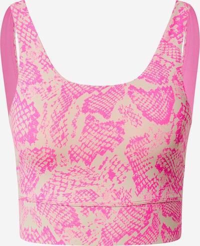 Hey Honey Sports bra in Pink / Neon pink, Item view