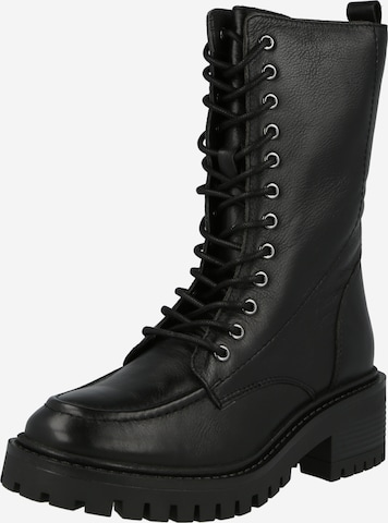PS Poelman Lace-Up Boots in Black