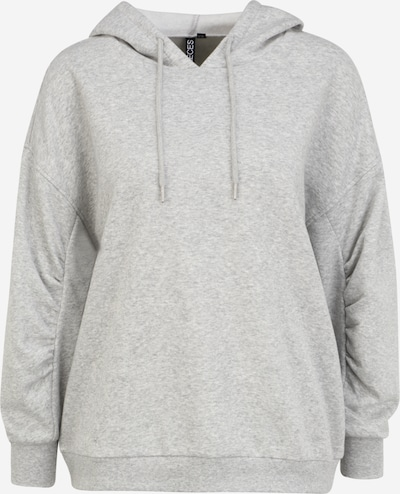 Pieces Petite Sweatshirt 'FRANCI' in Grey, Item view