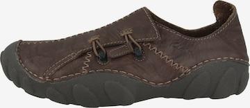 Chaussure de sport à lacets ' Momo Spirit ' CLARKS en marron