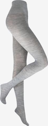 ROGO Wollstrumpfhose in Grau