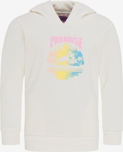 myMo KIDS Sweatshirt in de kleur Wit, Productweergave