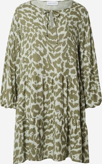 Karo Kauer Robe-chemise 'Lexi' en kaki / vert pastel, Vue avec produit