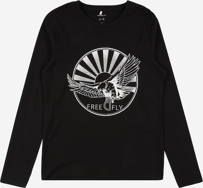 NAME IT Tričko 'SARGUN' - černá / bílá, Produkt