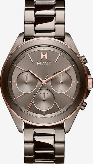 MVMT Armbanduhr in braun / grau, Produktansicht