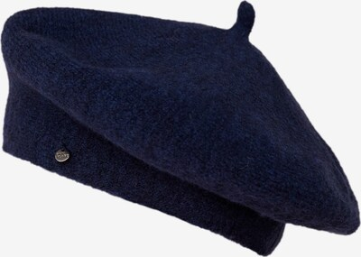 Finn Flare Baskenmütze in dunkelblau, Produktansicht
