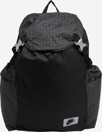 Nike Sportswear Backpack 'Heritage' in Black