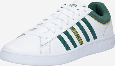 K-SWISS Nízke tenisky 'Court Winston' - zelená / biela, Produkt
