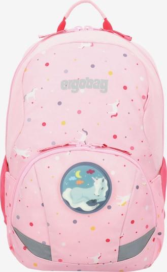 ergobag Kinderrucksack in pink, Produktansicht