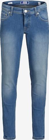 Jack & Jones Junior Teksapüksid 'LIAM', värv sinine