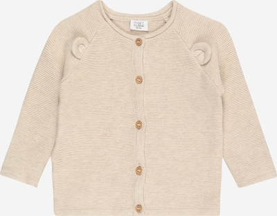 Hust & Claire Knit cardigan 'Cilla' in Light brown / Light yellow, Item view