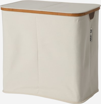 ABOUT YOU Laundry basket 'Sorter' in Beige, Item view