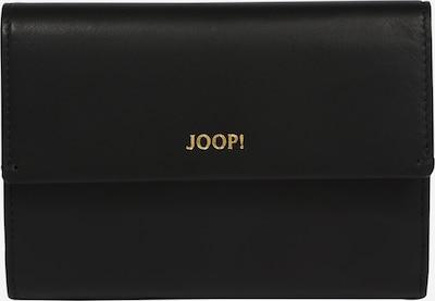 JOOP! Porte-monnaies 'Sofisticato Cosma' en or / noir, Vue avec produit