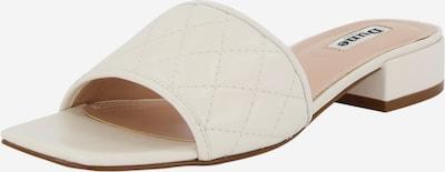 Dune LONDON Pantofle 'LINEAR' - přírodní bílá, Produkt