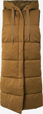 Hailys Vest 'Cary', värv pruun