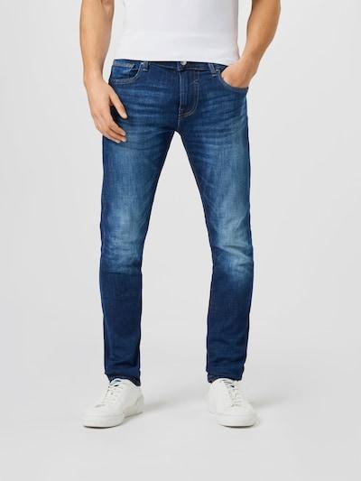 Džinsai 'MIAMI' iš GUESS , spalva - tamsiai (džinso) mėlyna, Modelio vaizdas