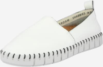 SHABBIES AMSTERDAM Пантофи в бяло, Преглед на продукта
