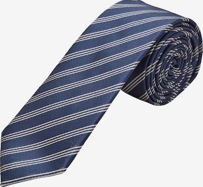s.Oliver BLACK LABEL Stropdas in de kleur Donkerblauw / Wit, Productweergave