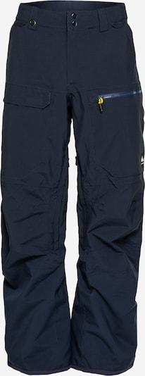 QUIKSILVER Outdoorové kalhoty - tmavě modrá, Produkt