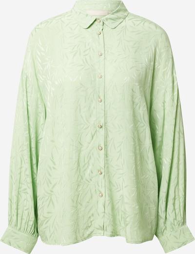 KAREN BY SIMONSEN Bluse 'Frisky' in grün, Produktansicht