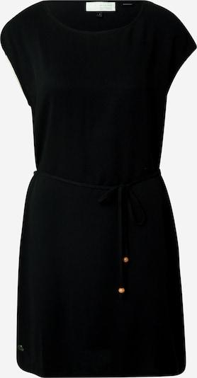 Rochie 'Ruth' mazine pe negru, Vizualizare produs