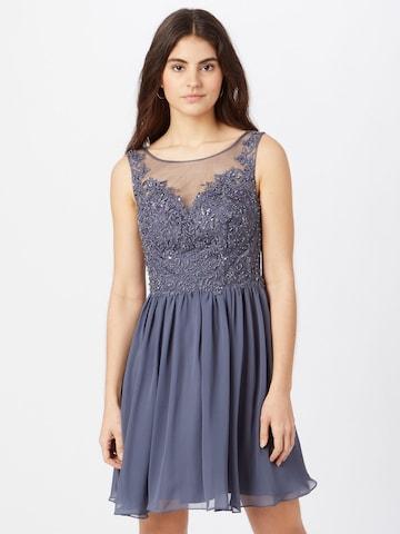 Laona Kleid in Blau