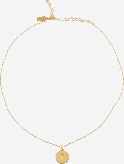 Kate Spade Kette 'R' in gold, Produktansicht