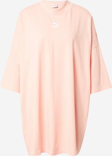 PUMA Robe oversize en rose pastel, Vue avec produit