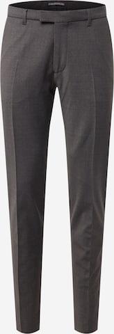 Pantaloni con piega frontale 'PIET_SK' di DRYKORN in grigio