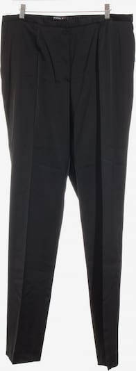 ISCHIKO Bundfaltenhose in XXXL in schwarz, Produktansicht