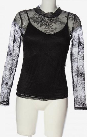 House Langarm-Bluse in M in schwarz, Produktansicht