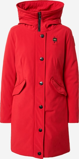 Blauer.USA Manteau d'hiver en rouge, Vue avec produit