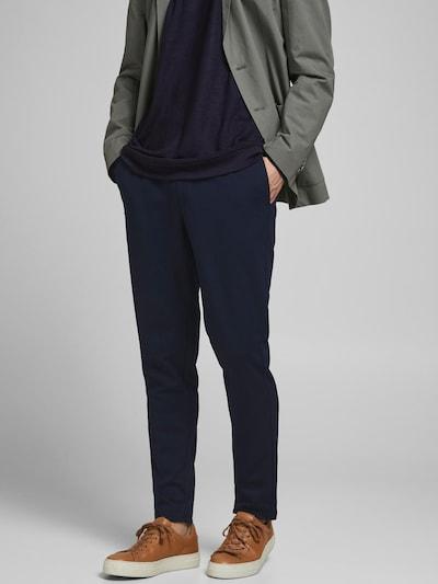 JACK & JONES Παντελόνι 'Will Phil' σε σκούρο μπλε, Άποψη μοντέλου