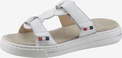 ARA Pantolette in weiß, Produktansicht