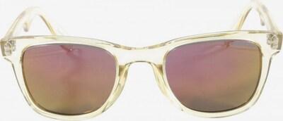 Carrera eckige Sonnenbrille in One Size in braun, Produktansicht