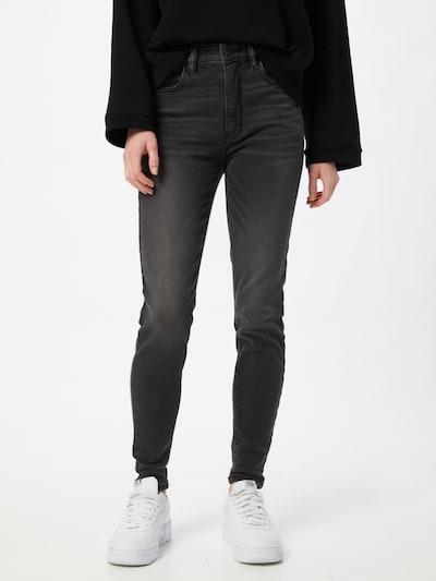 American Eagle Jeans in de kleur Black denim, Modelweergave