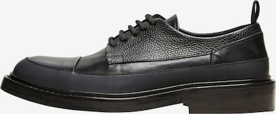 SELECTED HOMME Schnürschuhe in schwarz, Produktansicht