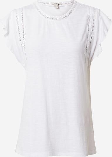 ESPRIT Majica u bijela melange, Pregled proizvoda