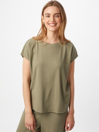 OPUS Bluse 'Selum' in oliv, Modelansicht