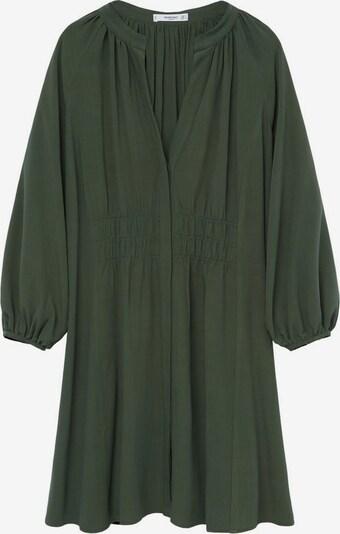 MANGO Kleid 'SMITHS' in dunkelgrün, Produktansicht