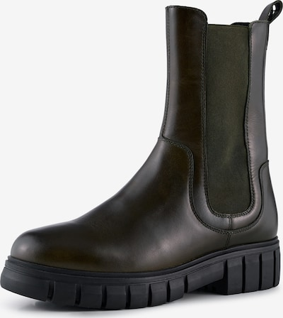 Shoe The Bear Chelsea Boots in khaki / dunkelgrün, Produktansicht